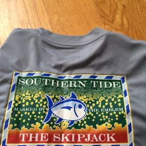 Southern Tide Performance Top Large 14 youth boys